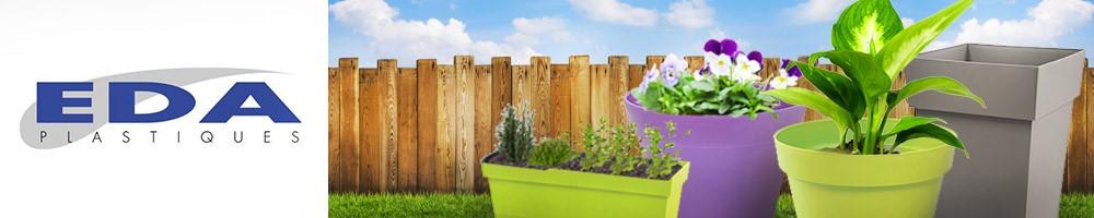 EDA jardinière, pot, accessoire de jardin