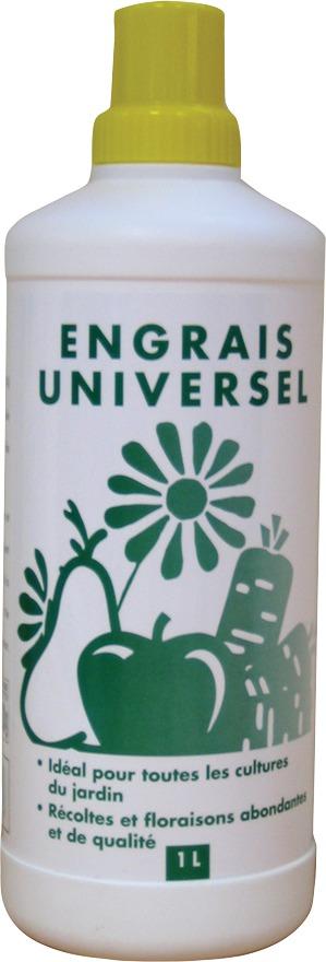 Engrais universel liquide Florendi - Bouteille 1 l