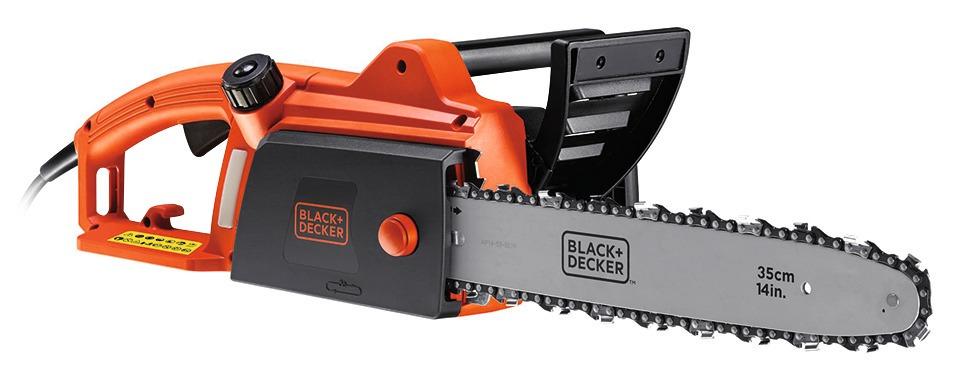 tronçonneuse électrique cs 1835 black & decker - 1800 w | ebay