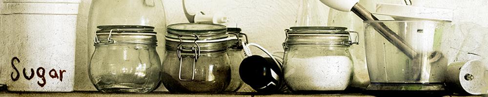 L'équipement de cuisine pour la conservation