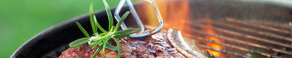 Tout pour la cuisine extérieur du barbecue à la plancha