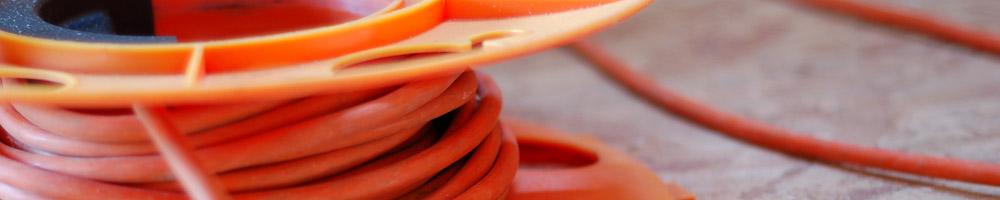 Tous nos câbles, rallonges, tubes et moullures