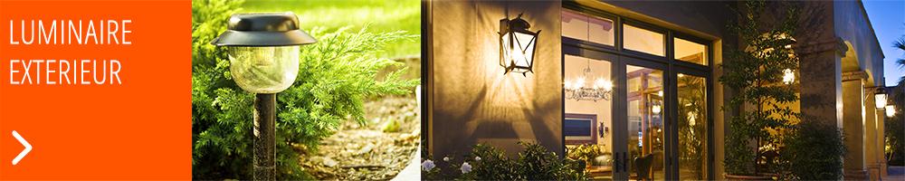Luminaire extérieur : éclairez votre jardin et rendez le chaleureux !