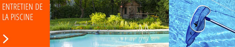 Entretien de la piscine : l'équipement indispensable pour en profiter tout l'été