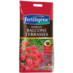 Terreau balcons et terrasses Fertiligène