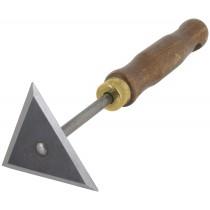 Grattoir peintre triangulaire Outibat