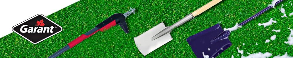 pelles à neige, outils de jardin