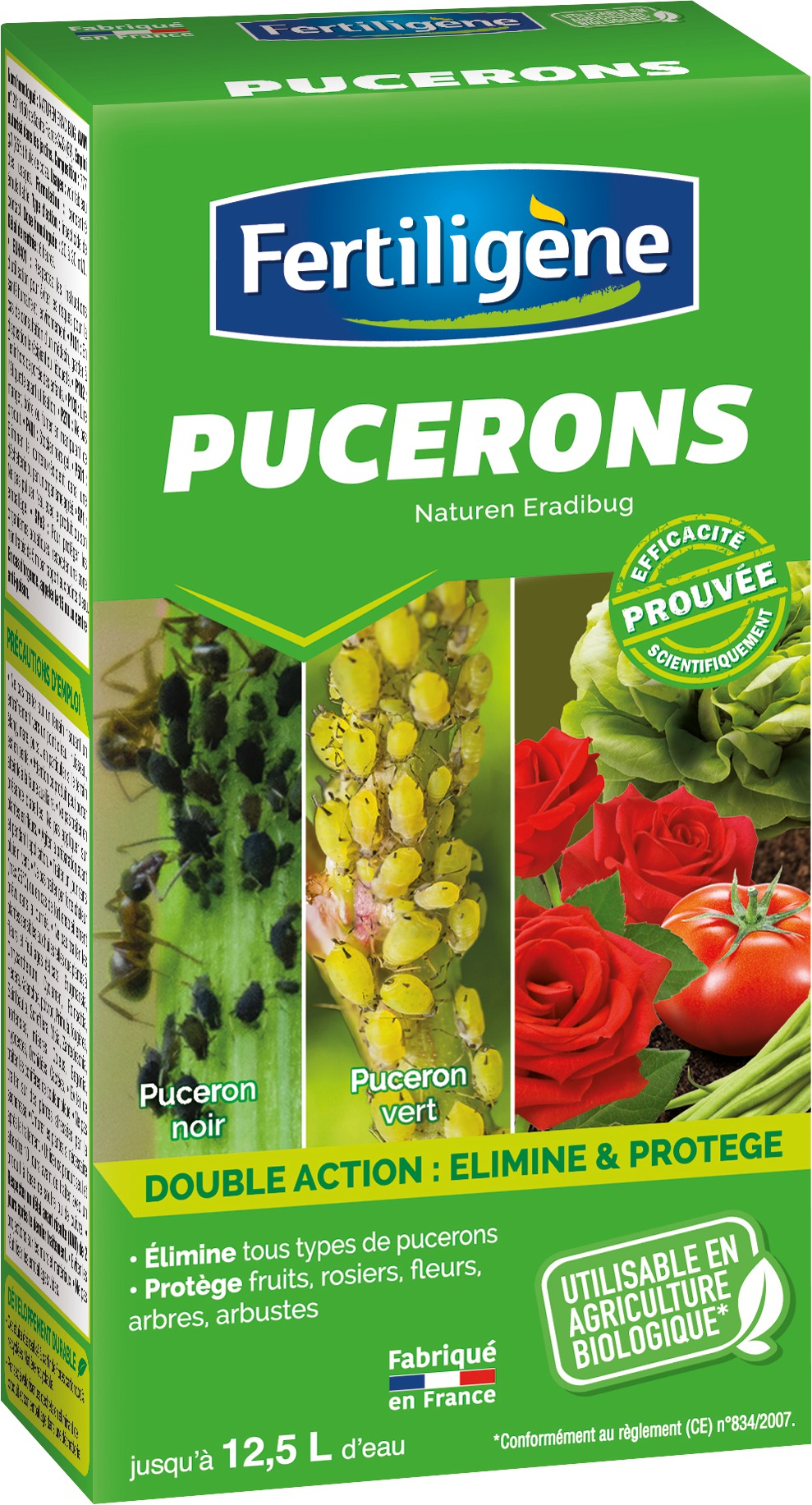 Insecticide pucerons Fertiligène - 250 ml