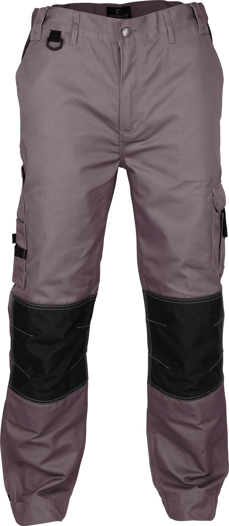 Pantalon de travail genoux et bas de jambes renforcés Outibat Taille XXL  Gris 6ab2c7582d7