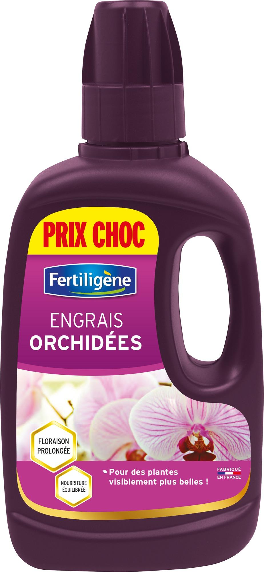 Engrais orchidées Fertiligène - 480 ml