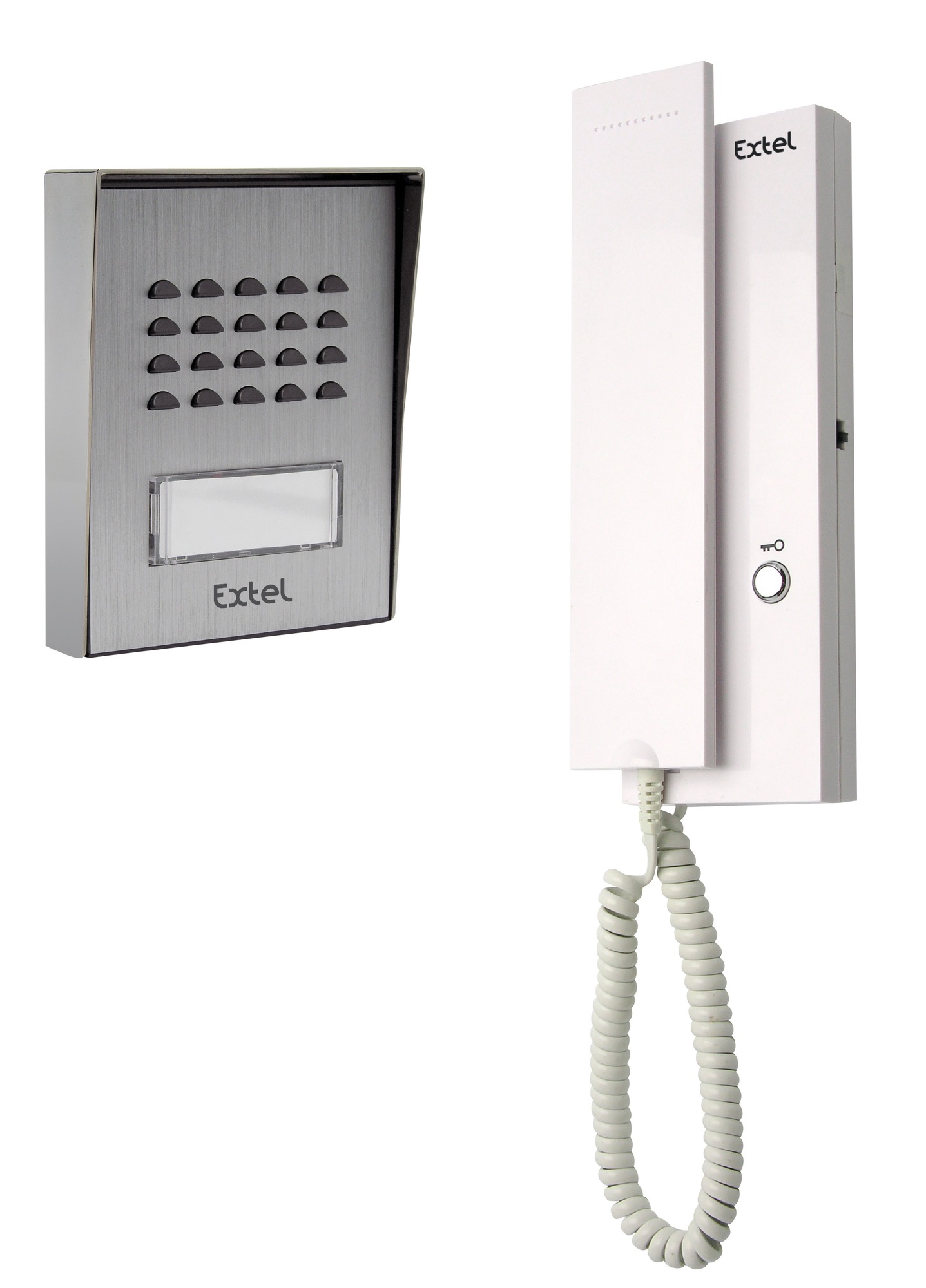 Interphone filaire Extel - 2 fils