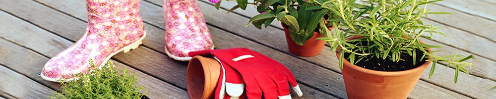 Les vêtement de protection pour jardiner