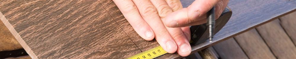 Rayon en ligne dédié à l'outil de mesure