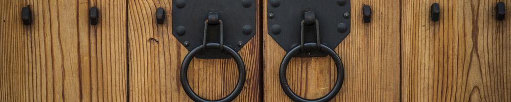 Quincaillerie de porte - Portail - Portillon - Bâtiment