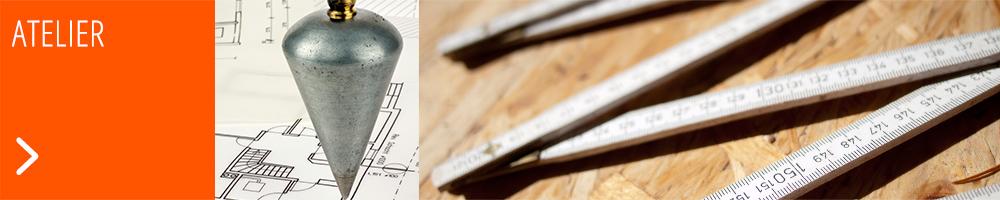 Les outils de l'atelier bricolage