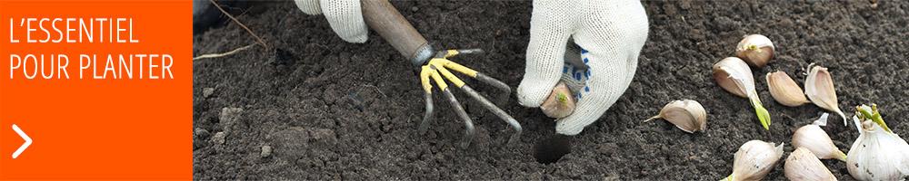 Les outils indispensables pour planter