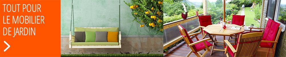 Mobilier de jardin : on décore, on protège !