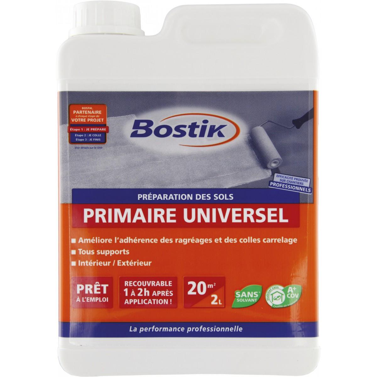 Primaire universel Bostik - Bidon 2 l