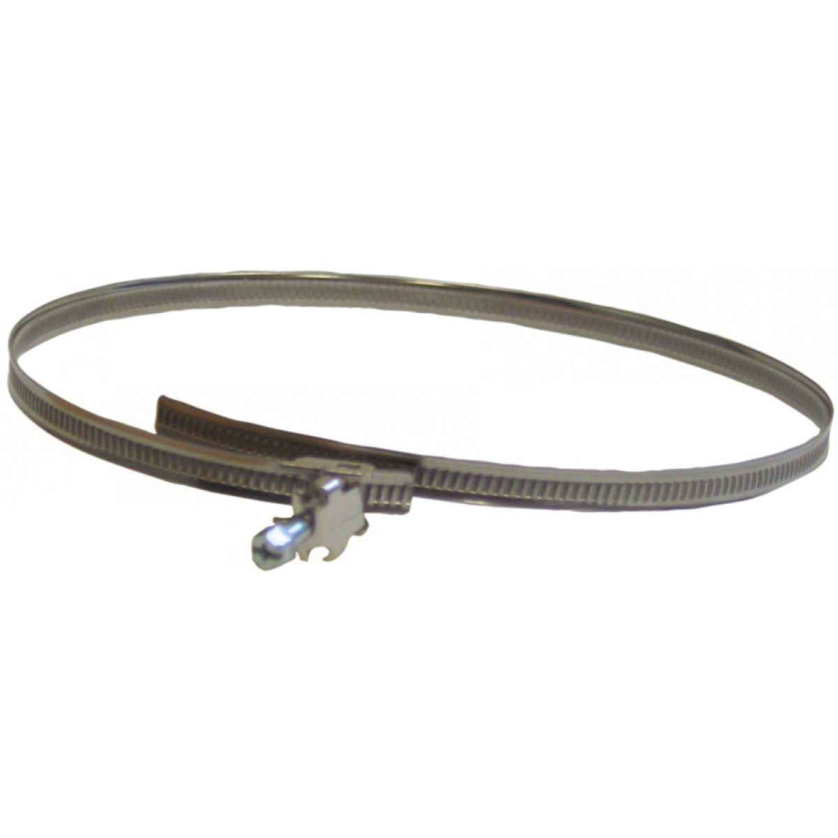 Collier plat à tête basculante DMO - Vendu par 2