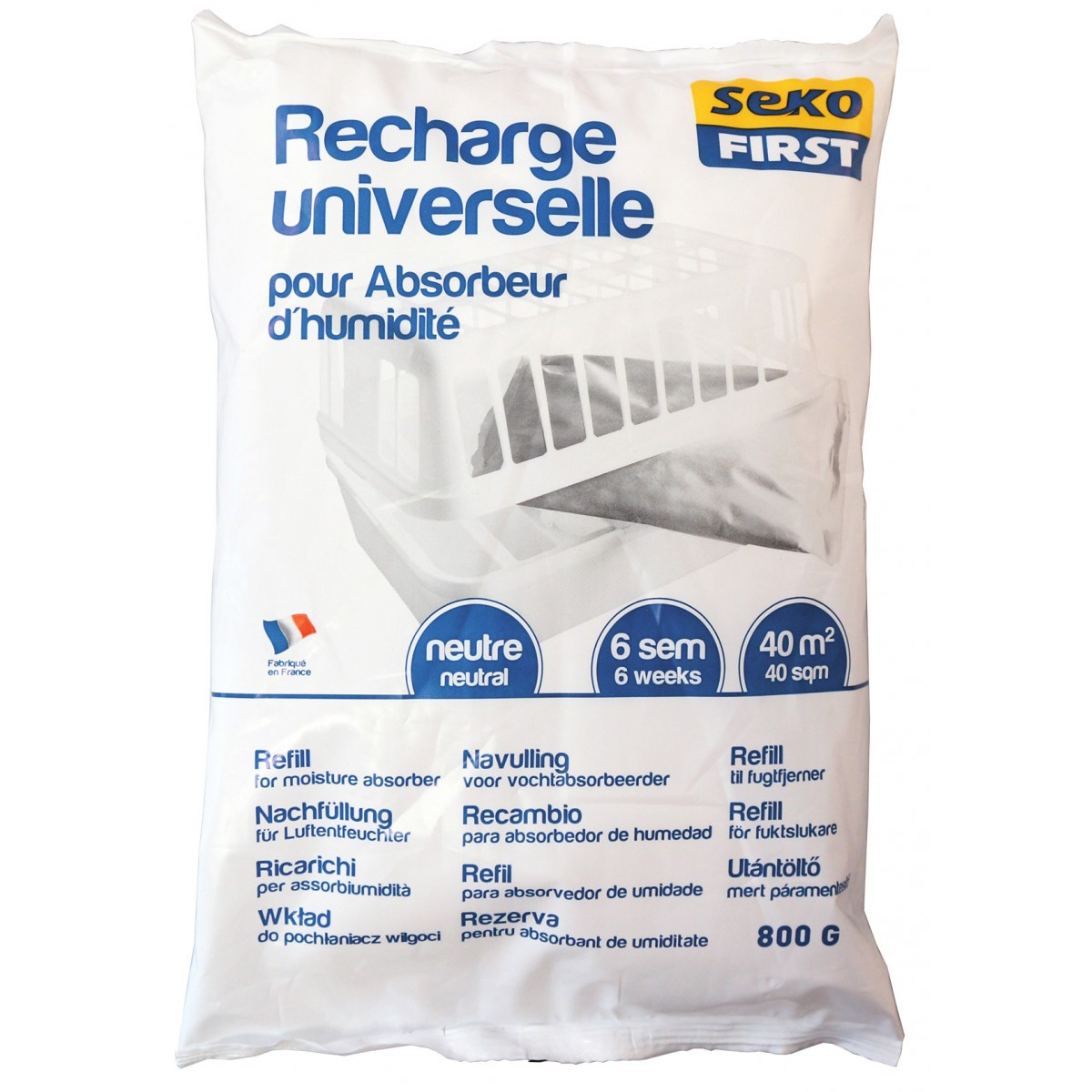 Recharge universelle Large Seko first