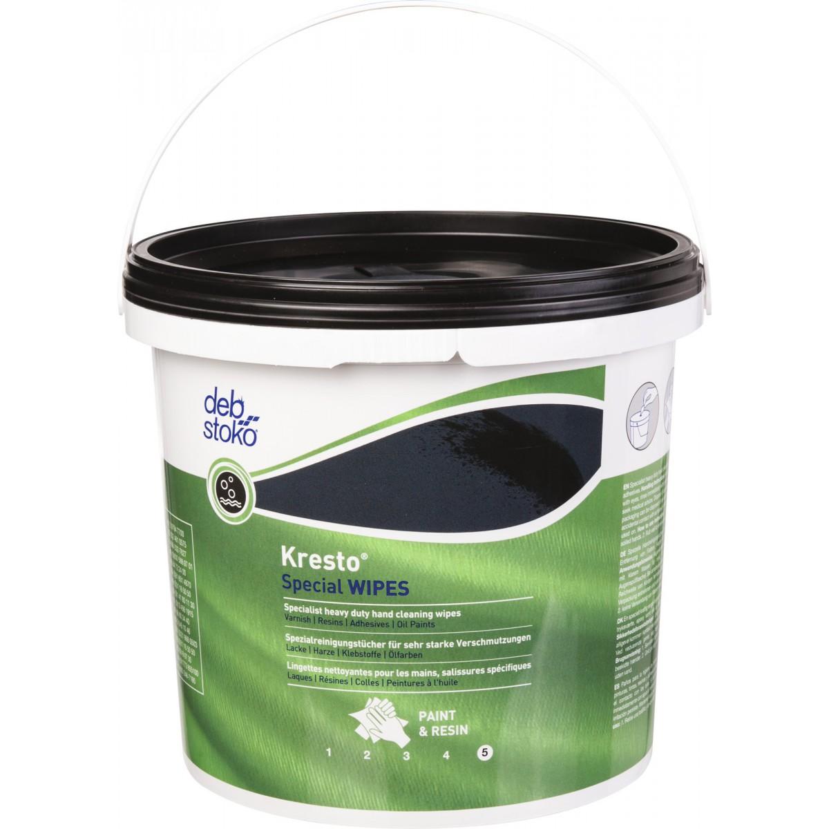 Lingette nettoyante Kresto Special Wipes - Deb stoko