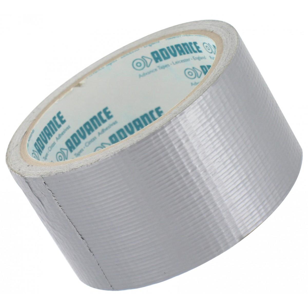 Bande autocollante toilée pour gaine PVC DMO