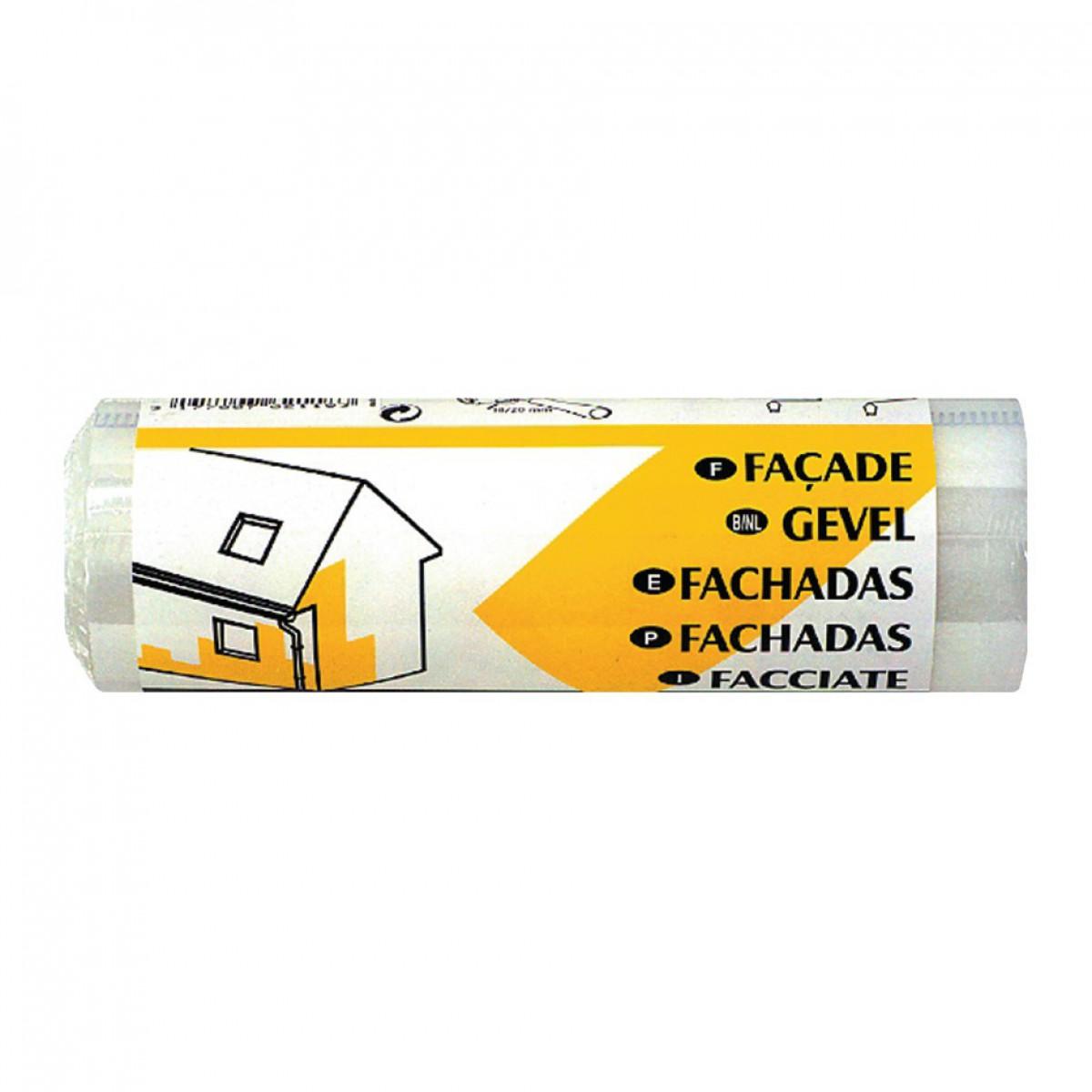 Manchon pour rouleau spécial façade Nespoli - Longueur 180 mm - Diamètre 40 mm