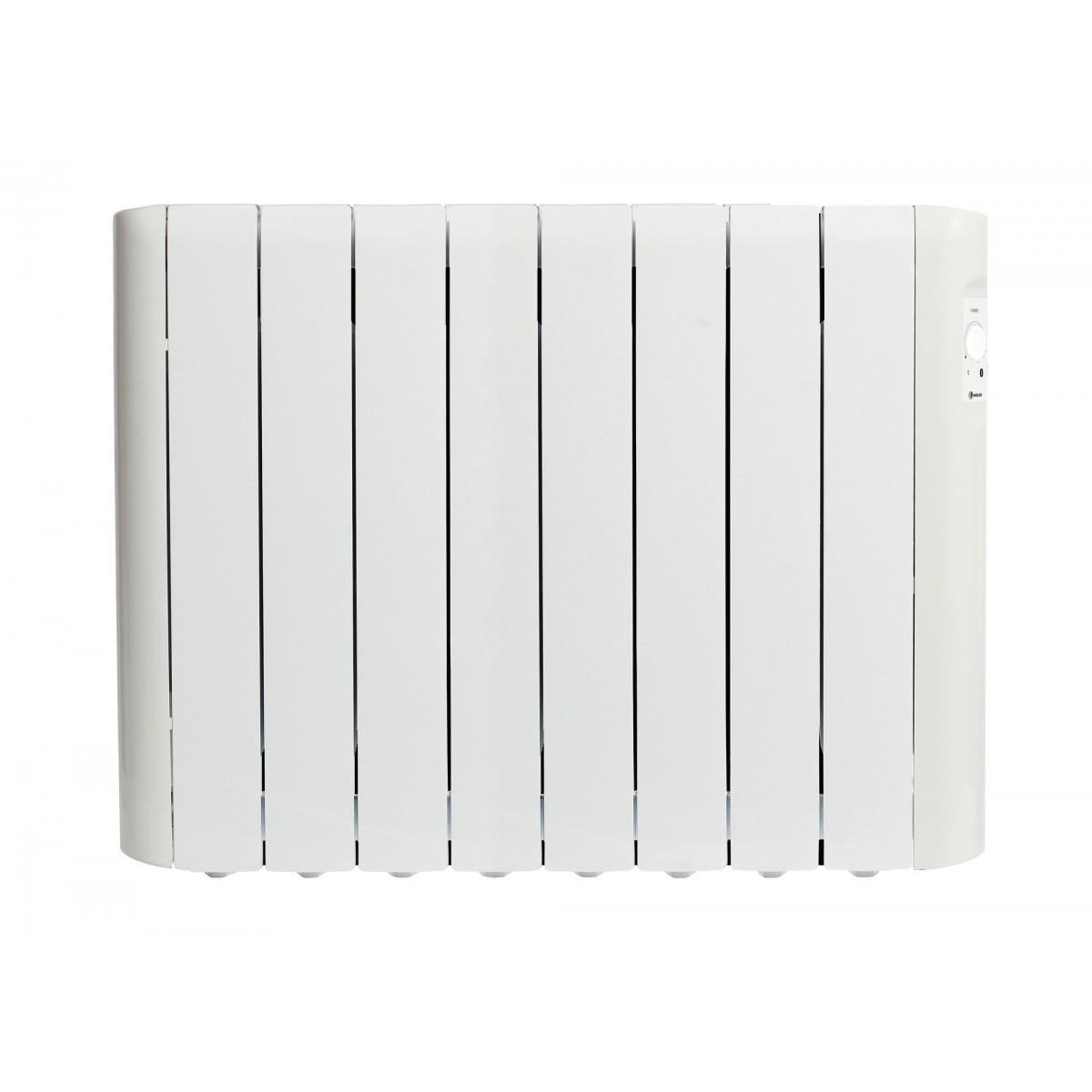 Radiateur électrique à inertie fluide Haverland - SIMPLY8S/C - Blanc - 1200W