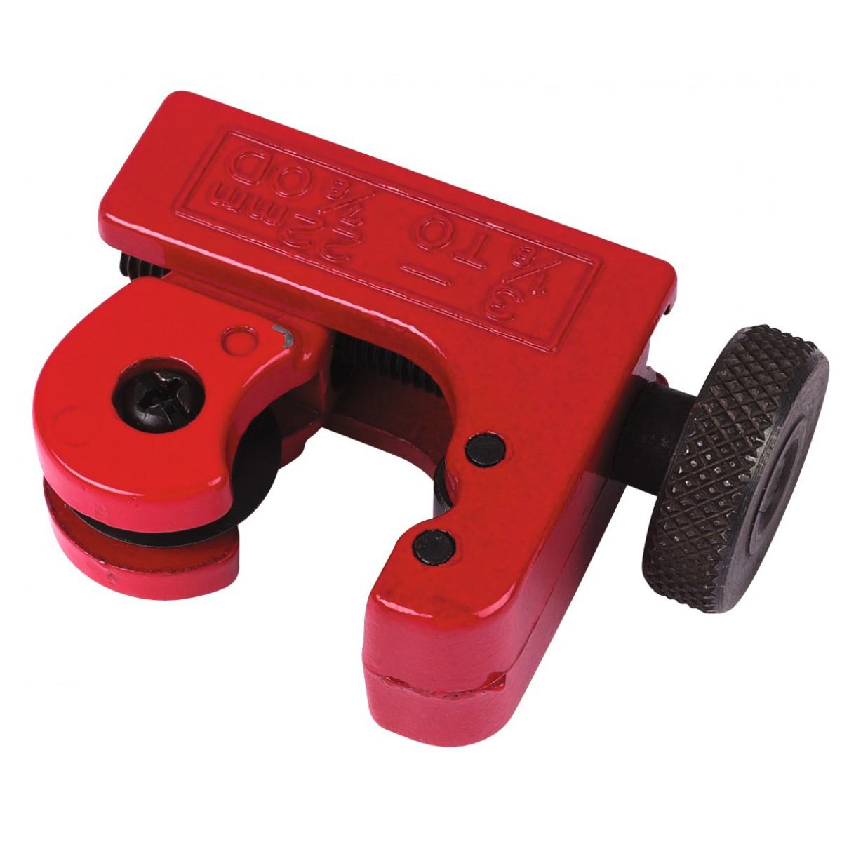 Mini coupe-tube Prci - Diamètre de coupe 3 à 22 mm