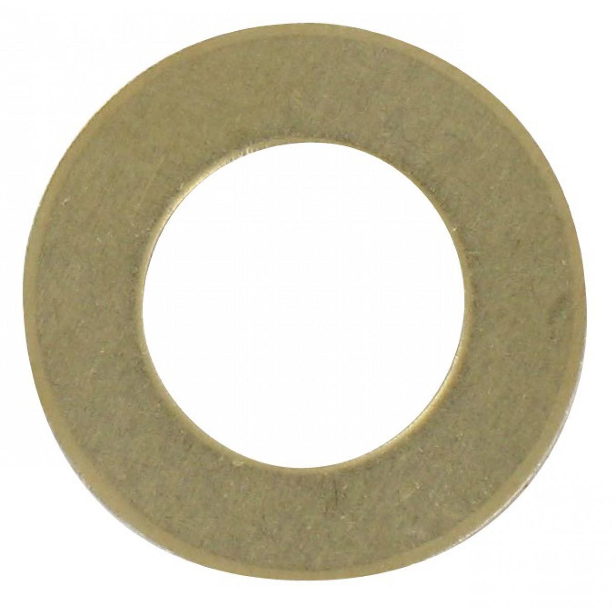 Bague laiton pour gond - Diamètre intérieur 13 mm - Vendu par 8