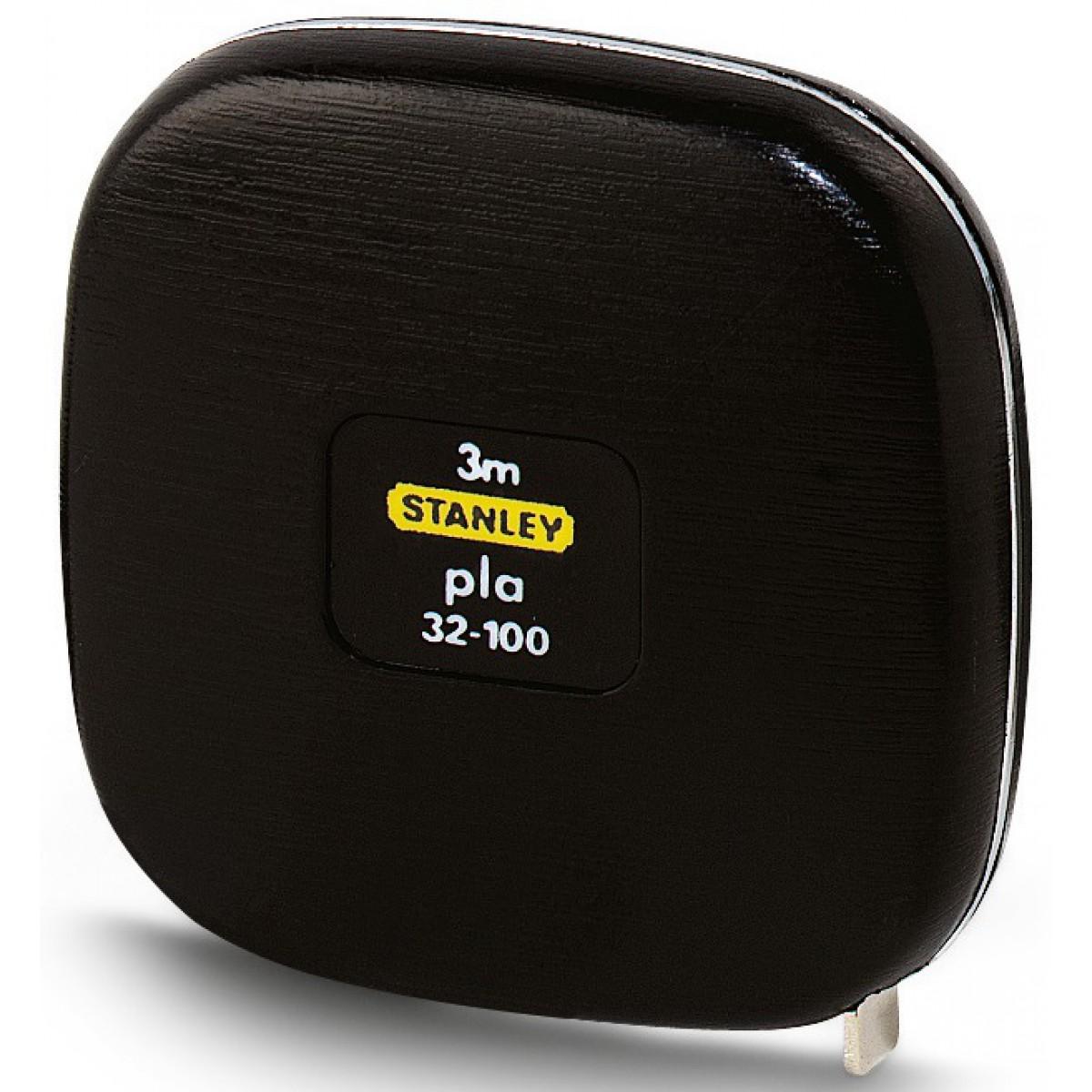 Mesure pla Stanley - Longueur 3 m - Largeur 6,35 mm