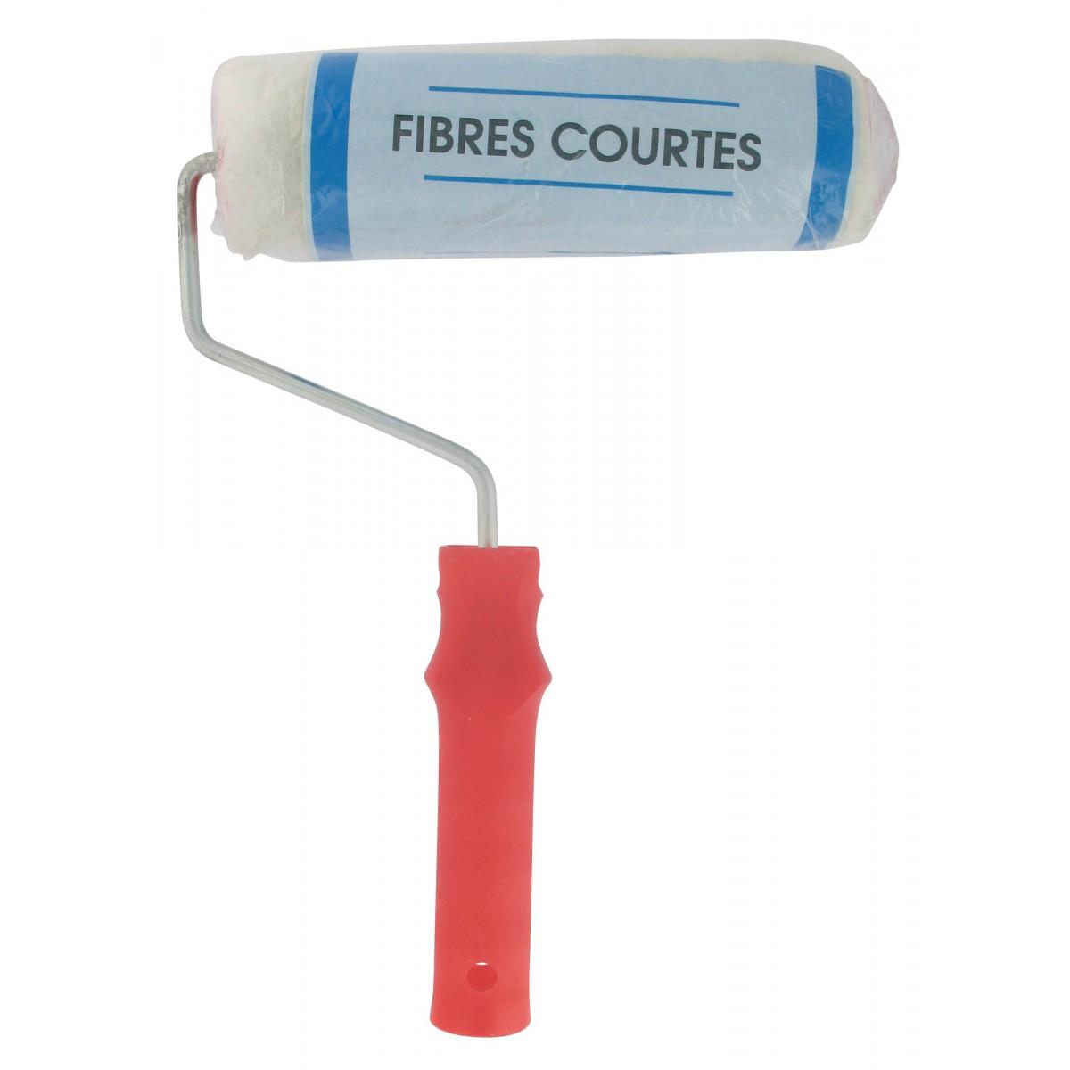 Rouleau éco Outibat - Fibres courtes - Largeur 180 mm