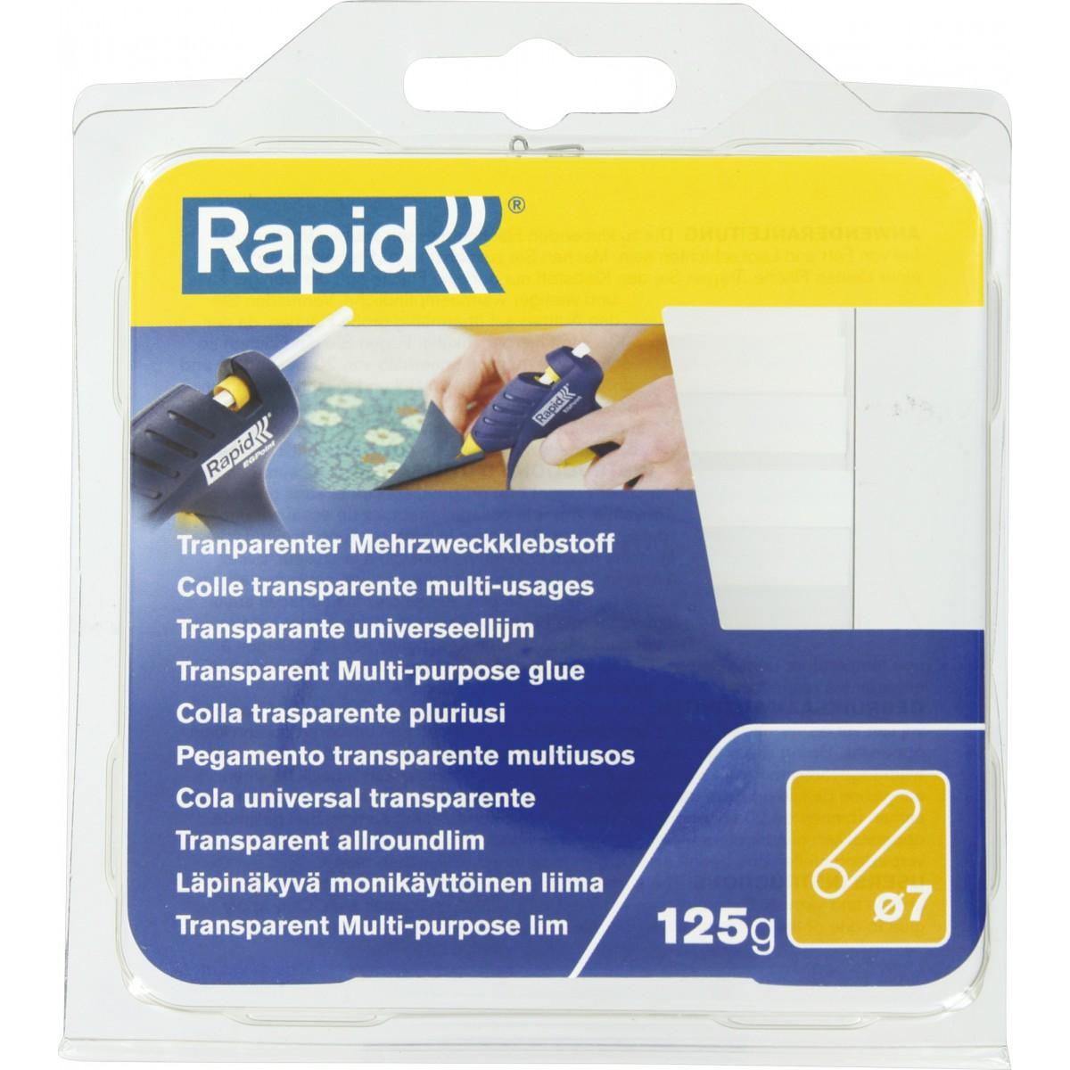 Colle multi-usages diamètre 7 mm Rapid Agraf