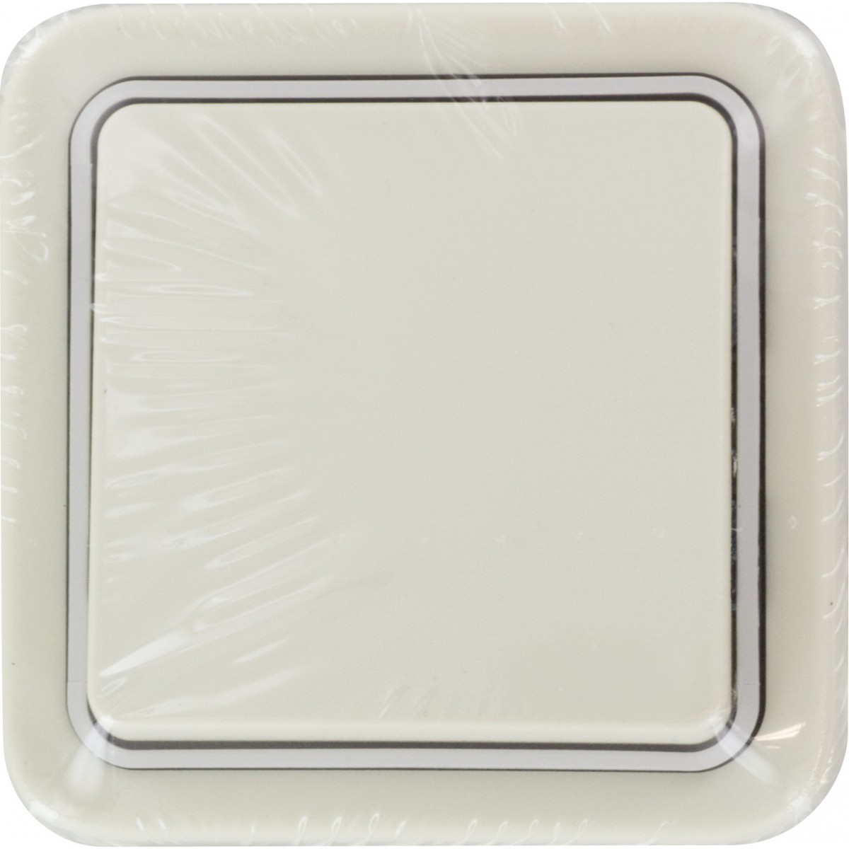 Interrupteur en saillie Legrand - Plexo - Blanc - Simple