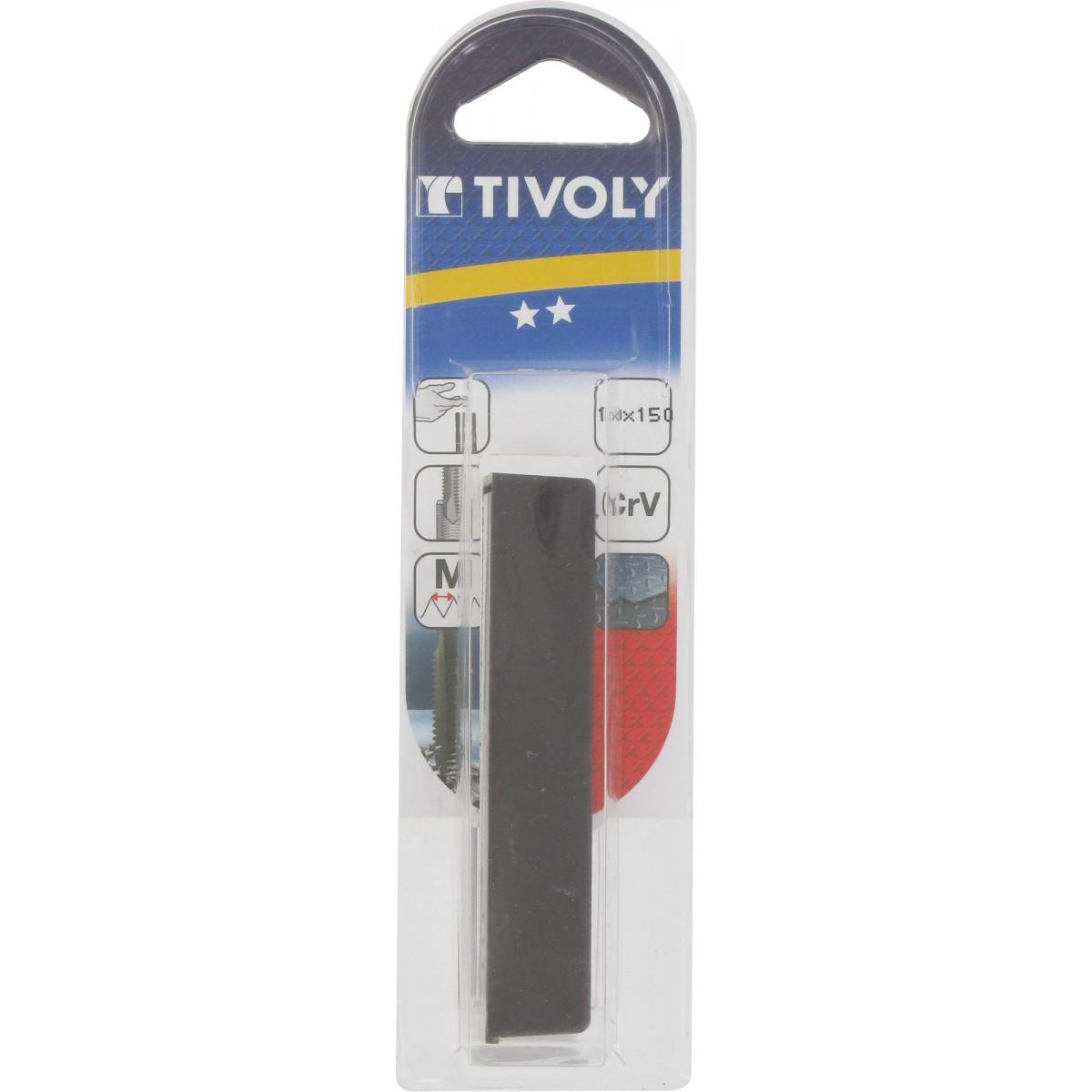 Taraud Tivoly - Diamètre 10 mm