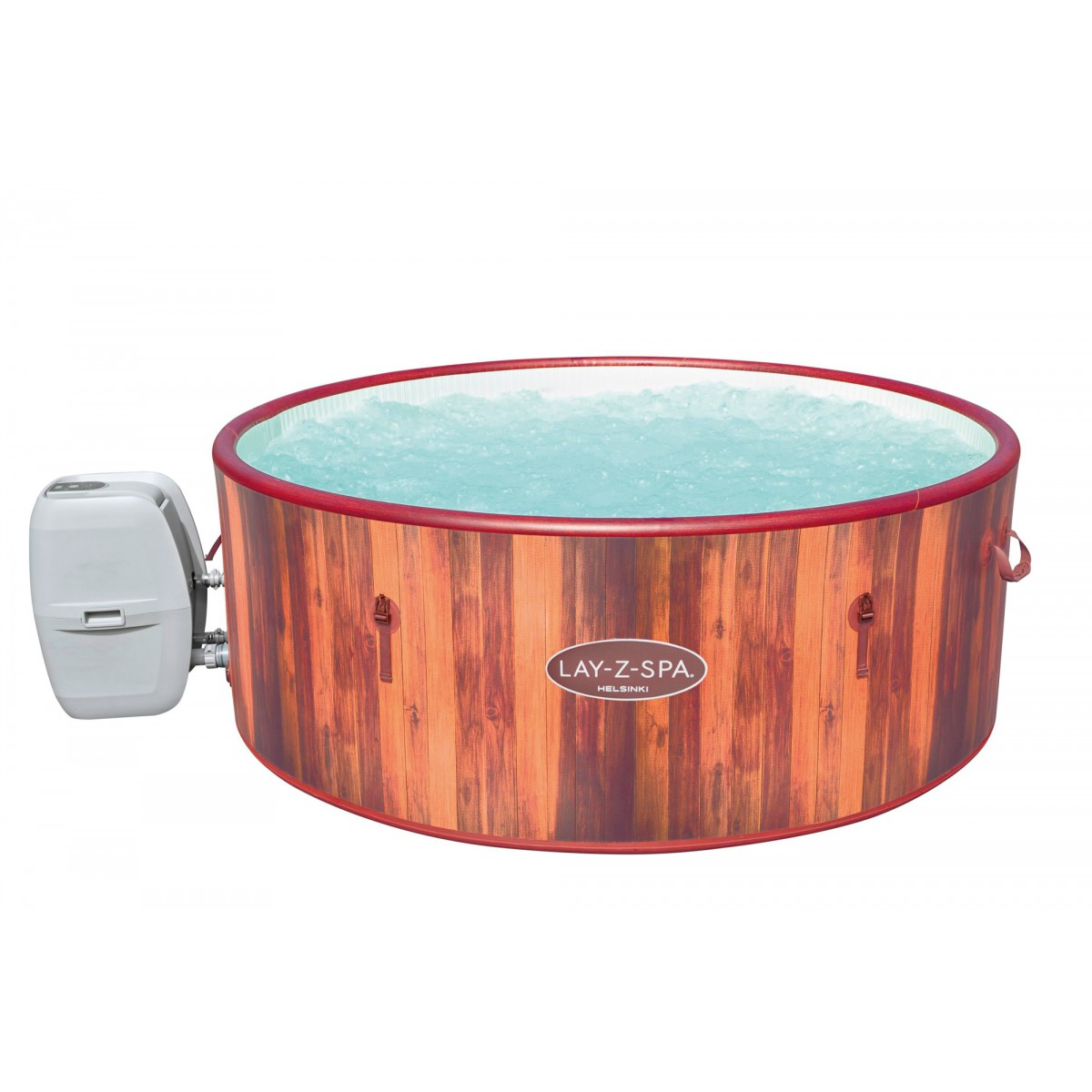 Spa gonflable rond Lay-Z-Spa® Helsinki Bestway - 5 / 7 places - 180 x 66 cm
