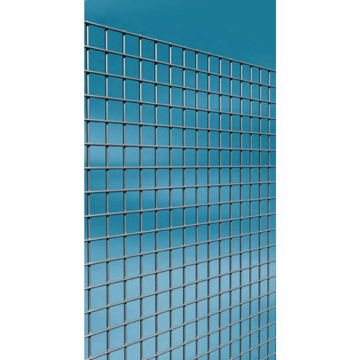 Grillage maille carrée galvanisé Cavatorta - Longueur 5 m - Hauteur 0,5 m - Maille 25 mm