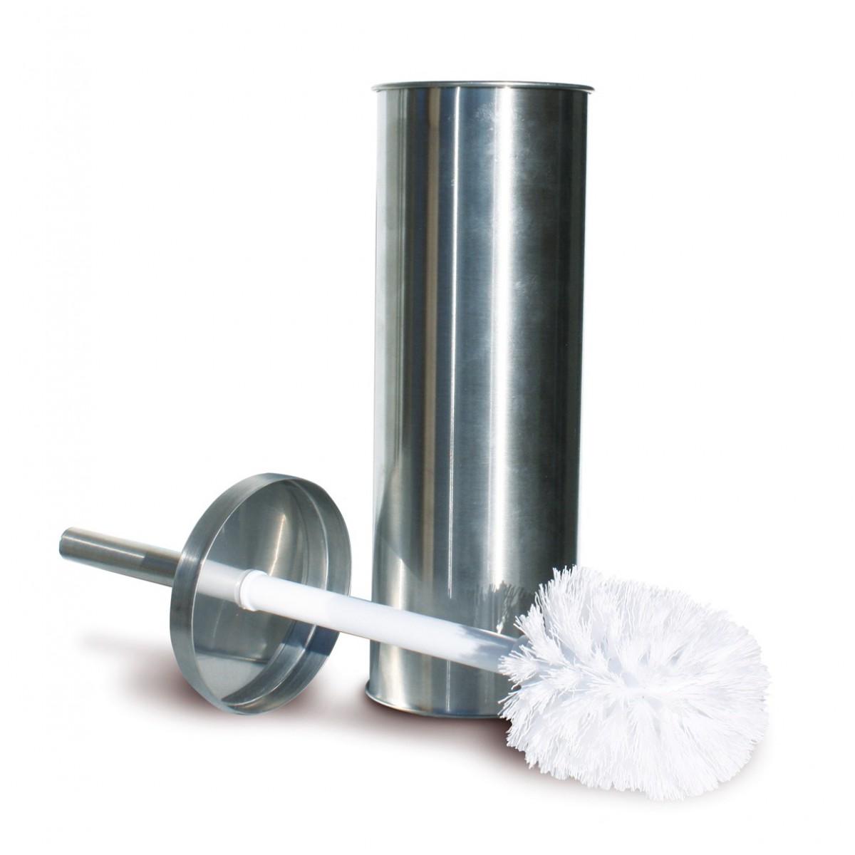 Porte-balai métal avec brosse Arvix