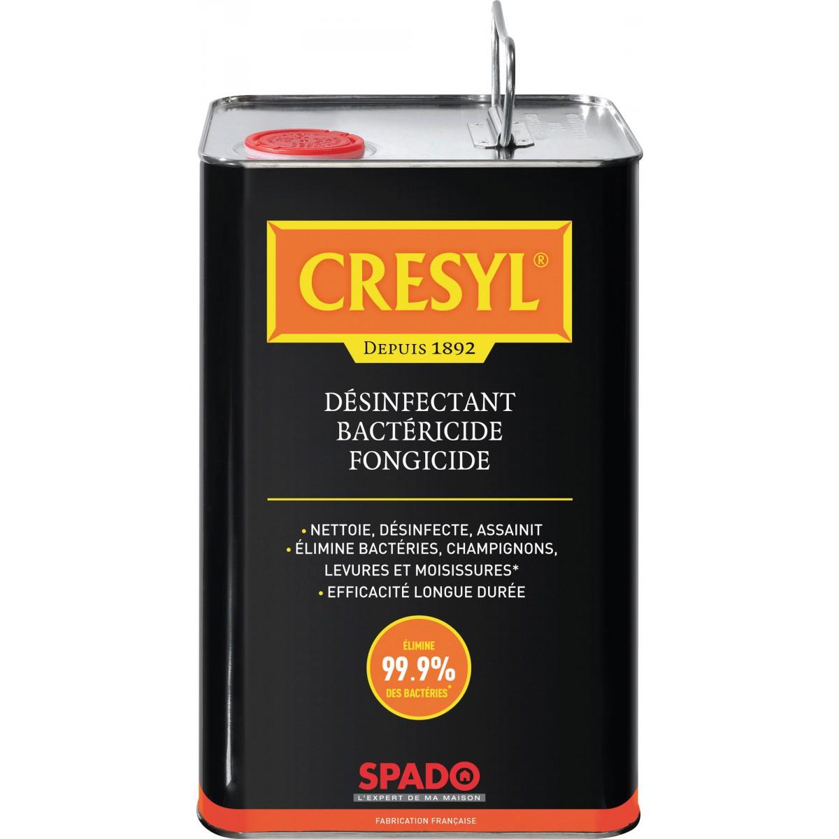 Crésyl Spado - Bidon 5 l