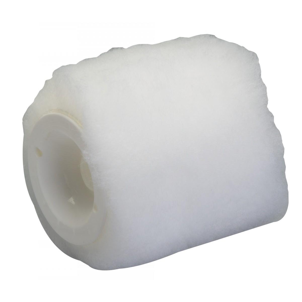 Manchon pour rouleau fibres courtes petites surfaces Nespoli - Longueur 60 mm - Diamètre 40 mm