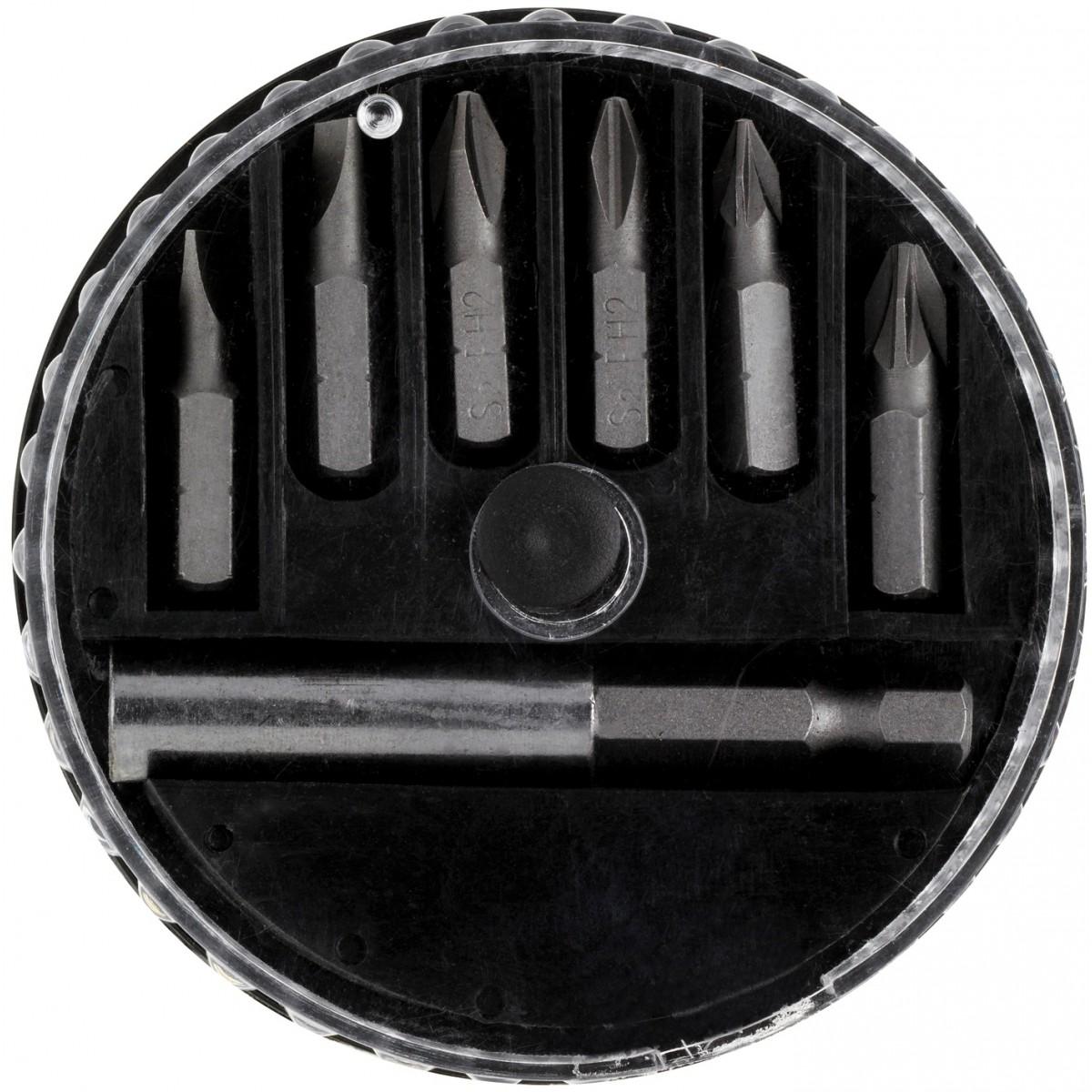 Set 6 embouts 25 mm S2 SCID - 7 pièces