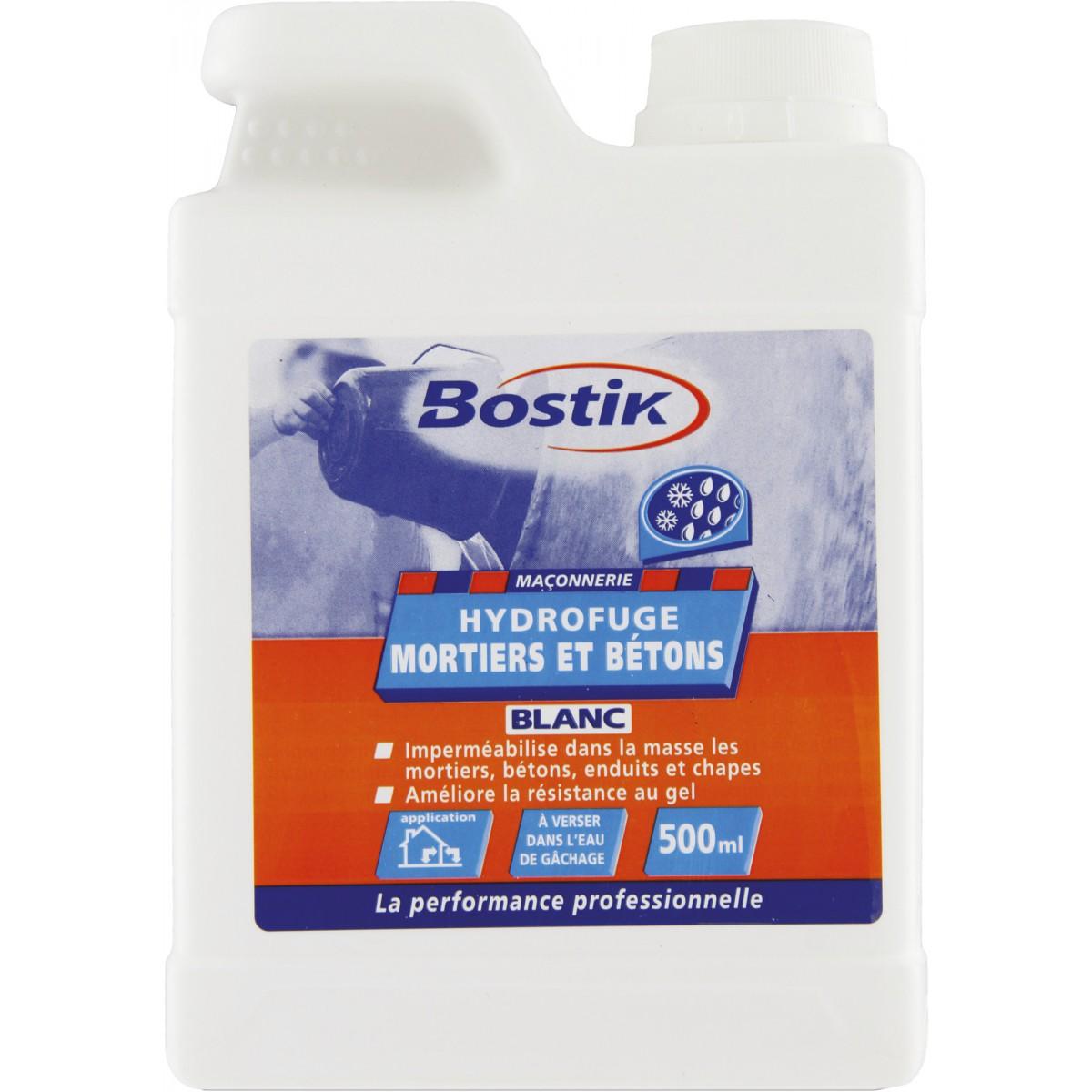 Hydrofuge liquide Bostik - Flacon 500 ml