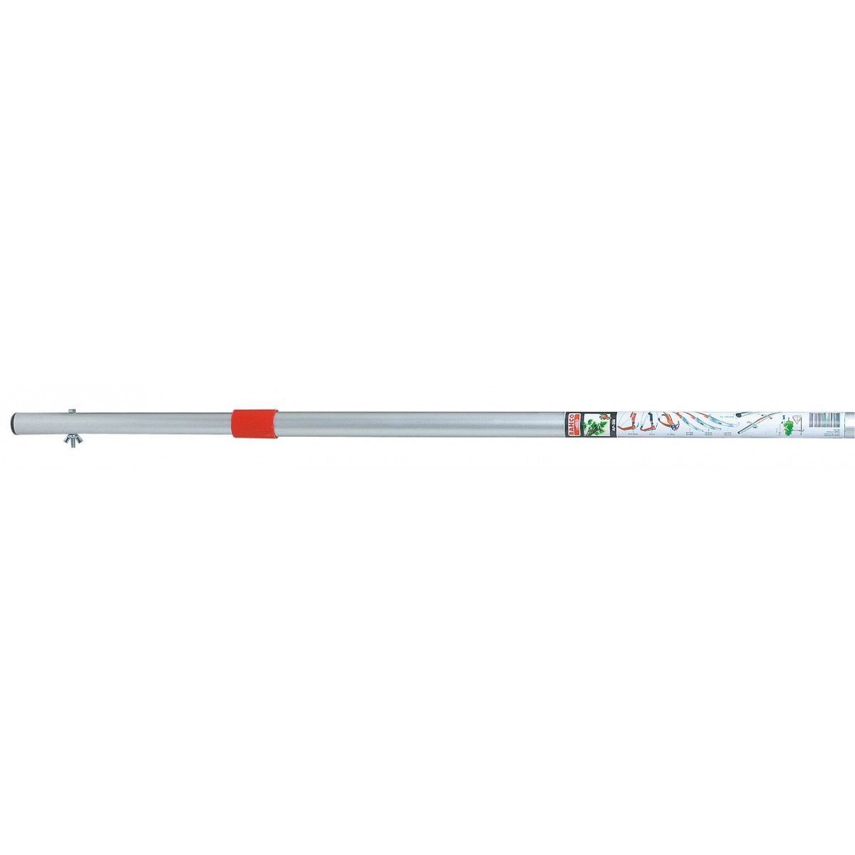 Manche perche télescopique pour échenilloir Bahco - 3 brins - 5 m
