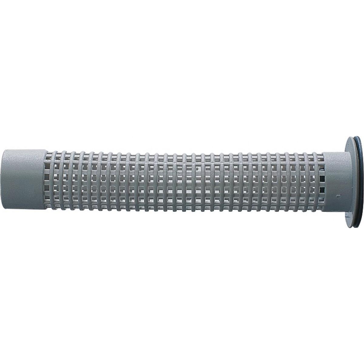 """Tamis d'injection """"FIS"""" Fischer - Longueur 130 mm - Diamètre 16 mm - Vendu par 4"""