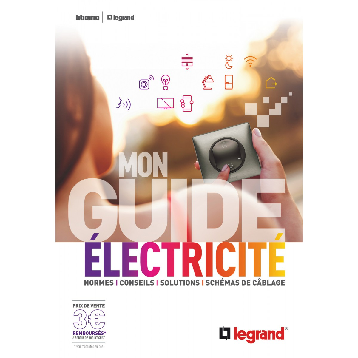 Guide de l'électricité Legrand