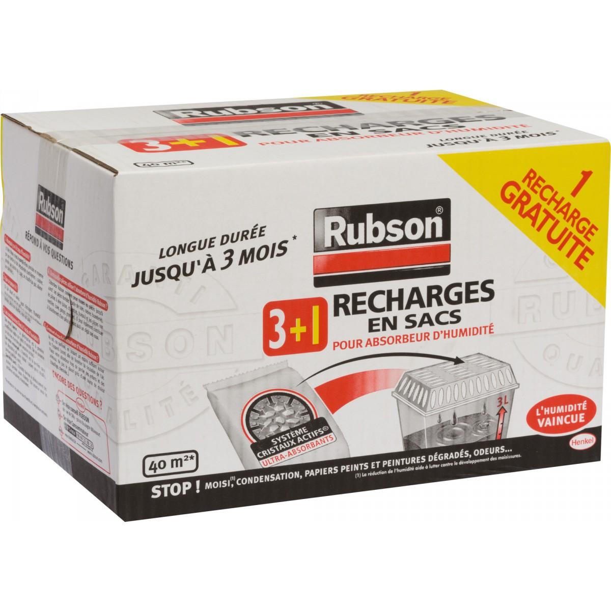 recharge classic rubson 1 kg 4 dont 1 gratuite de. Black Bedroom Furniture Sets. Home Design Ideas