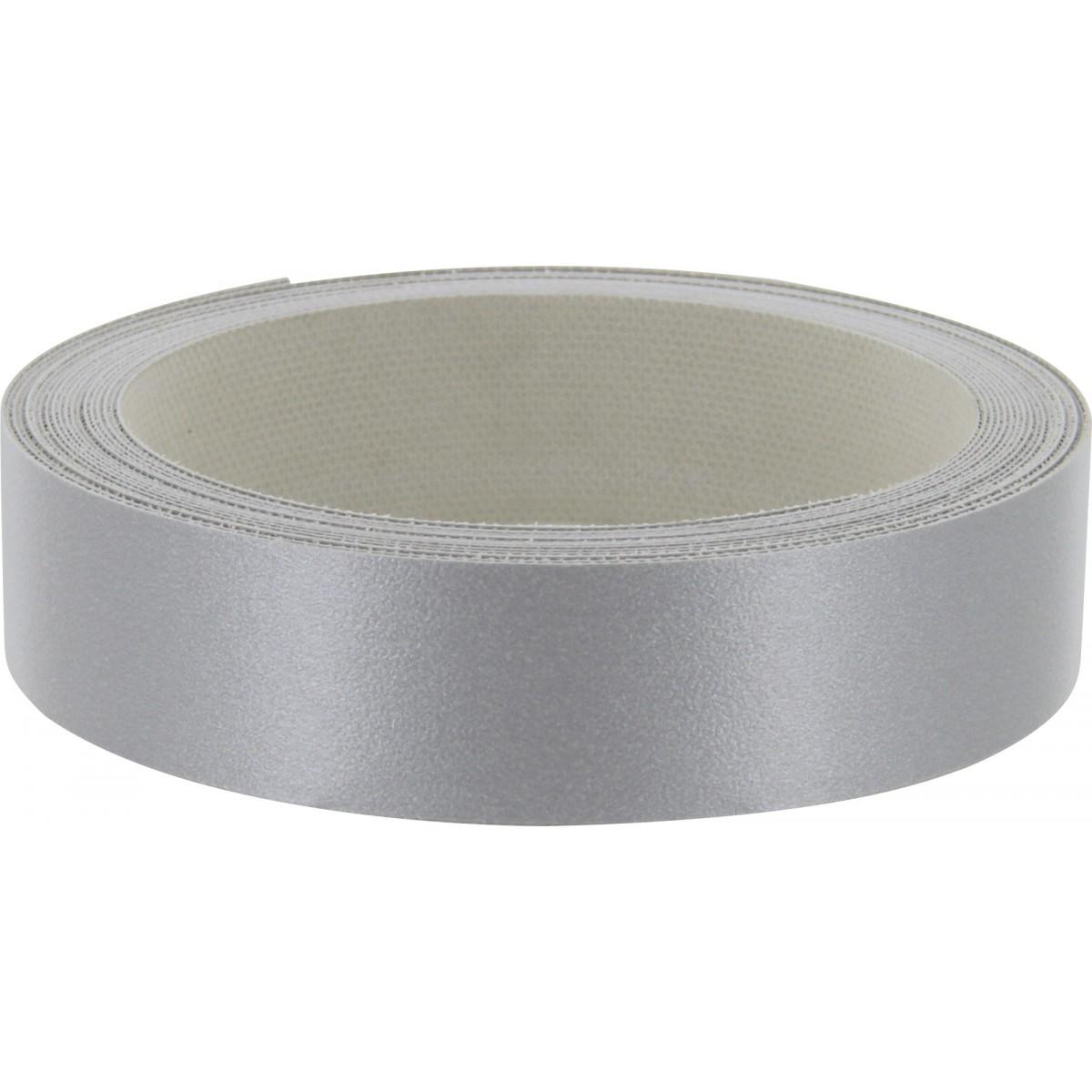 Chant thermocollant Nordlinger - Aluminium - Longueur 5 m - Largeur 23 mm