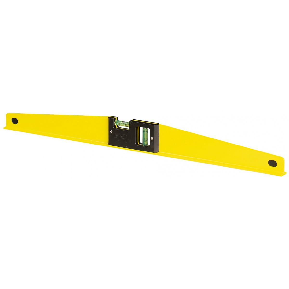 Niveau à semelle GP Stanley - Longueur 40 cm