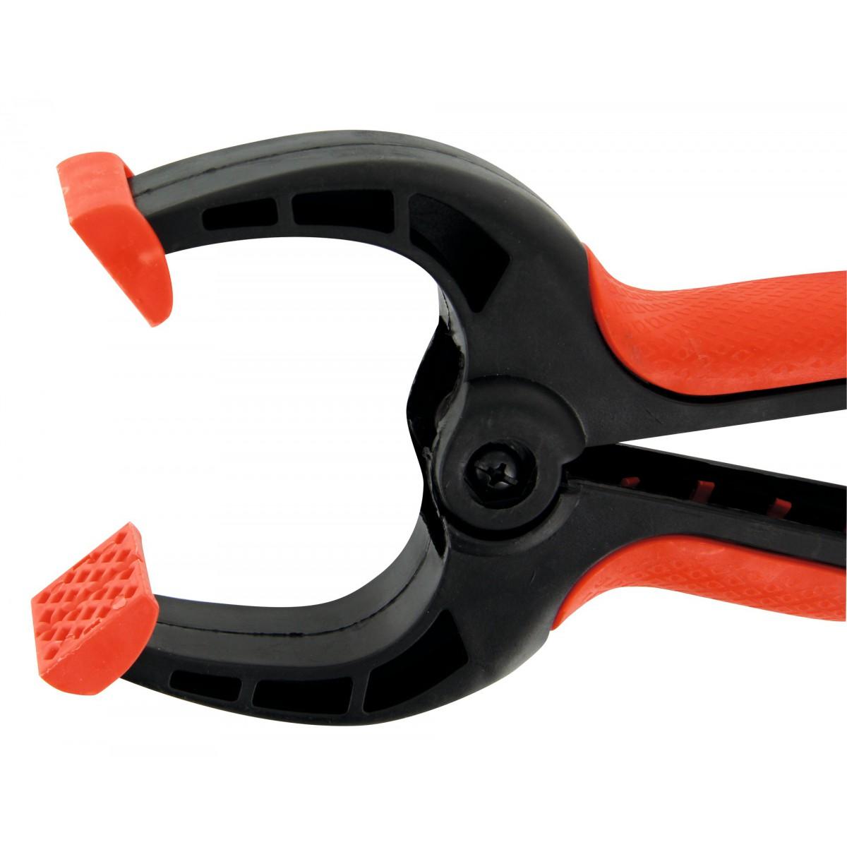 Pince avec mâchoires pivotantes Outibat - Serrage 75 mm