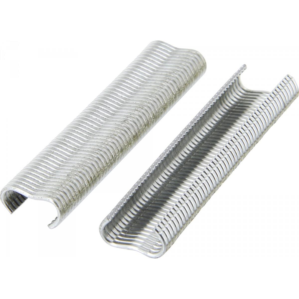 Agrafes à grillage VR16 Rapid Agraf - Galvanisées - 1390 agrafes